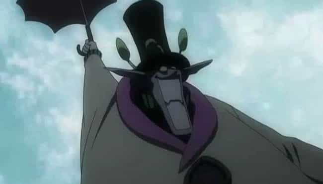 Millenium Earl is listed (or ranked) 3 on the list 13 Anime Clowns You Definitely Don't Want To Mess With