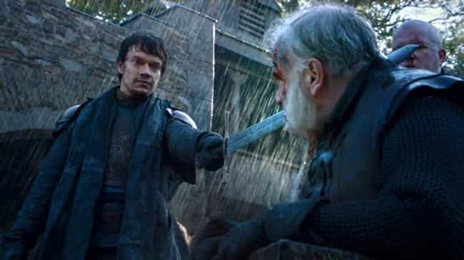 Rodrik Cassel is listed (or ranked) 2 on the list Which Gruesome 'Game Of Thrones' Death Are You, Based On Your Zodiac Sign?