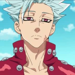 Ban is listed (or ranked) 15 on the list 25+ Anime Boys You Definitely Crushed On