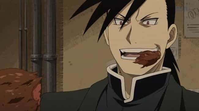 Greed is listed (or ranked) 2 on the list The 20 Best 'Chaotic Neutral' Anime Characters of All Time