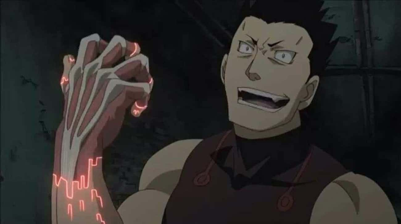 There's A Little Greed From 'Fullmetal Alchemist: Brotherhood' In All Of Us