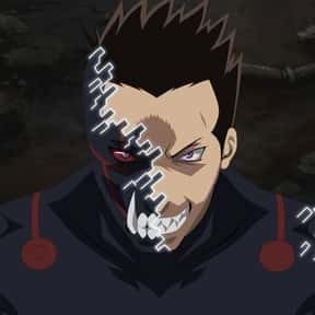 Greed is listed (or ranked) 25 on the list The Greatest Anime Villains of All Time