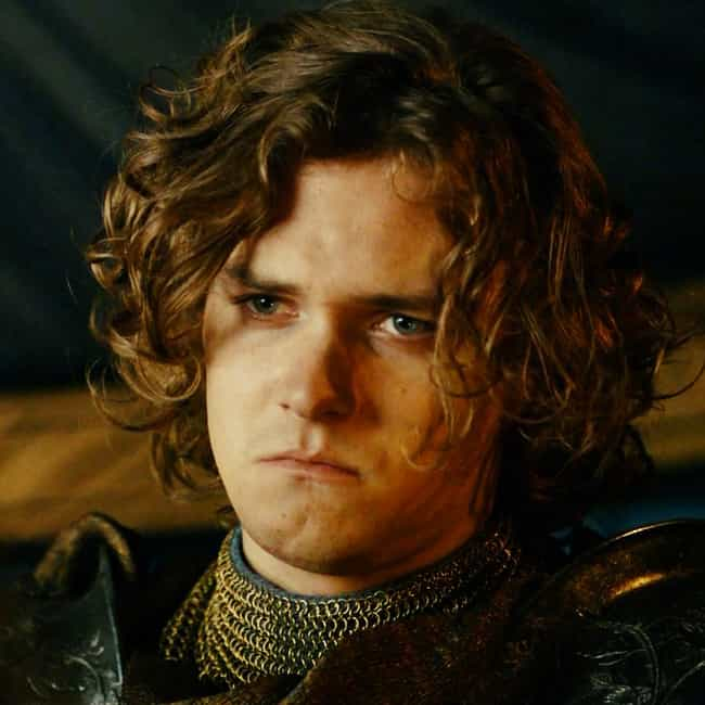 Loras Tyrell is listed (or ranked) 3 on the list All Members of House Tyrell