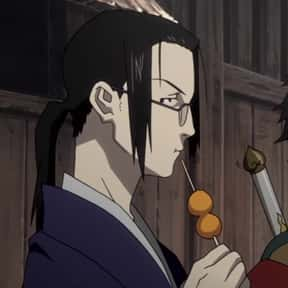 Jin is listed (or ranked) 14 on the list 30+ Male Anime Characters Who Aren't Afraid to Rock a Ponytail