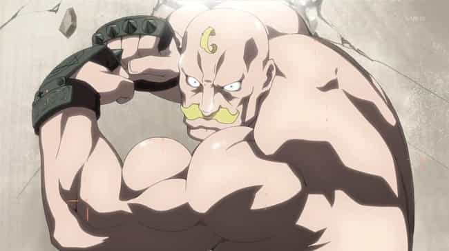 Louis Armstrong is listed (or ranked) 4 on the list The 20 Manliest Anime Men Of All Time