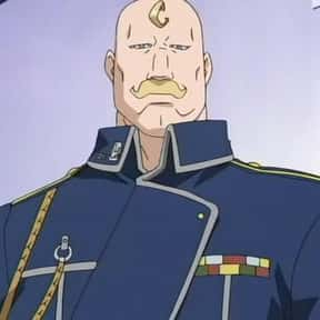 Louis Armstrong is listed (or ranked) 10 on the list The Best Fullmetal Alchemist: Brotherhood Characters