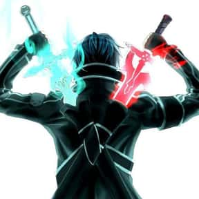 Kirito is listed (or ranked) 11 on the list The 30+ Most Badass Anime Characters Who Dual Wield Weapons