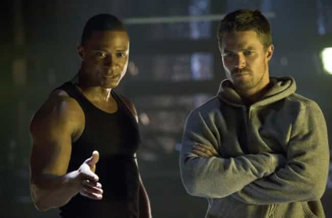 John Diggle is listed (or ranked) 2 on the list 20 Facts & Trivia You Didn't Know About Arrow
