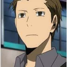 Seiji Yagiri is listed (or ranked) 9 on the list All Durarara!! Characters