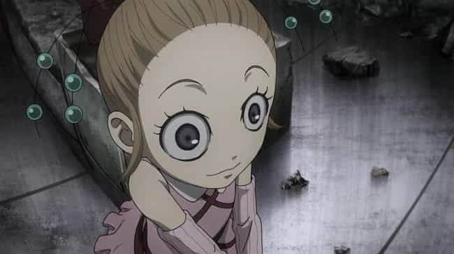 Hibana Daida is listed (or ranked) 2 on the list 15 Very Disturbing Crimes Committed By Cute Girls In Anime