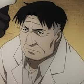 Tim Marcoh is listed (or ranked) 25 on the list The Best Fullmetal Alchemist: Brotherhood Characters