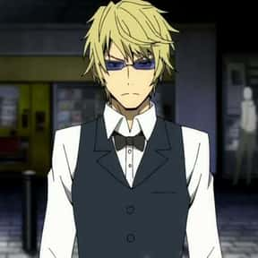 Shizuo Heiwajima is listed (or ranked) 17 on the list The Best Anime Characters With Blond Hair
