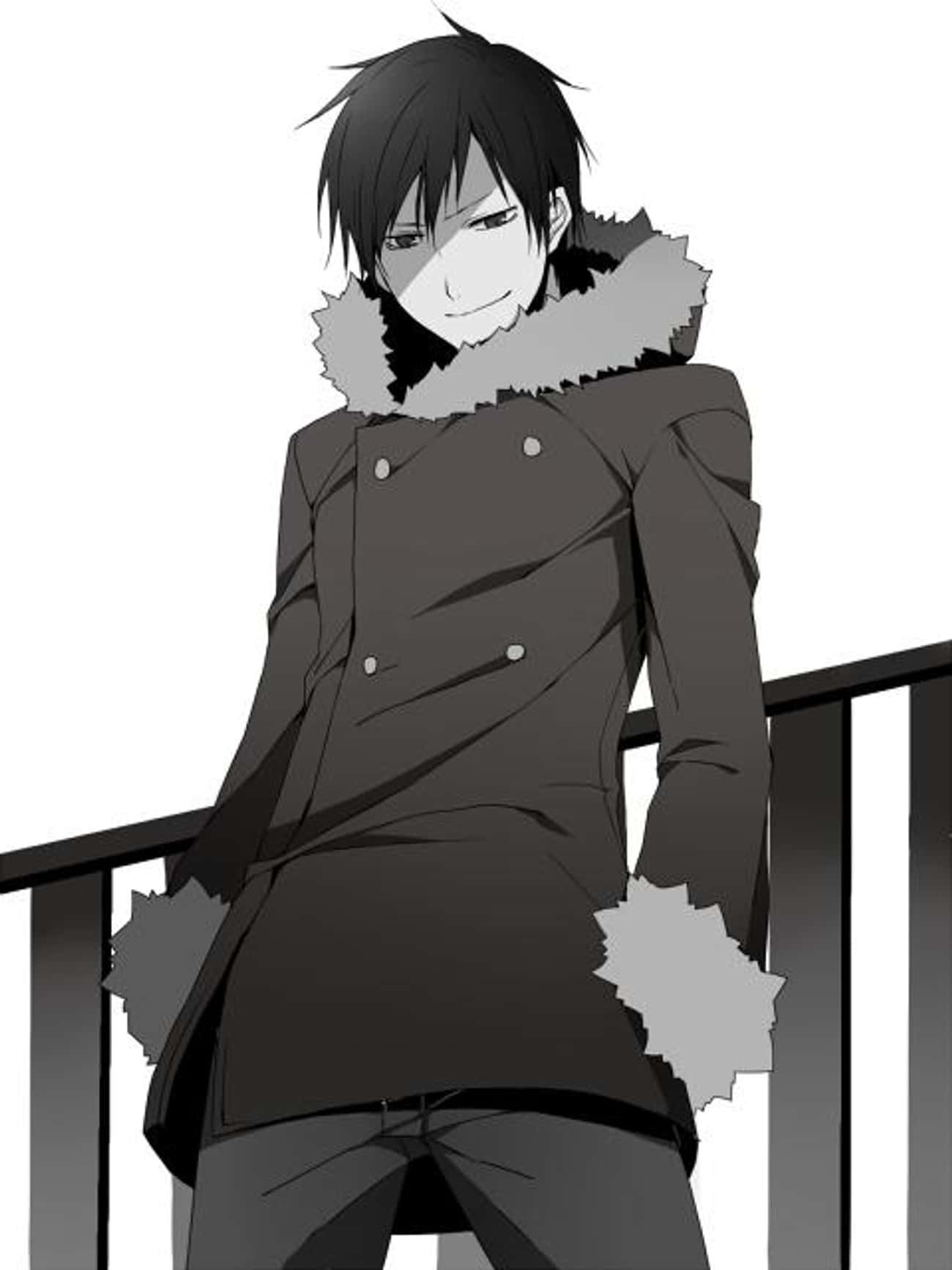 Izaya Orihara is listed (or ranked) 4 on the list The 36+ Best Dressed Male Anime Characters