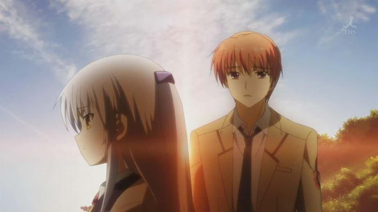 Kanade Dies And Enters The Next World In 'Angel Beats!'