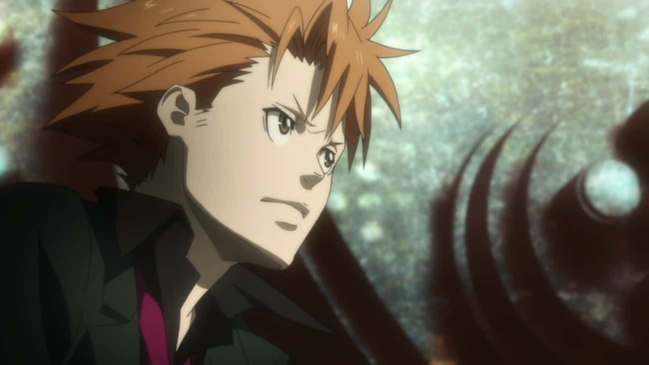 Shuusei Kagari - 'Psycho-Pass' is listed (or ranked) 2 on the list 20 Underutilized Anime Characters Who Could Have Been So Much More