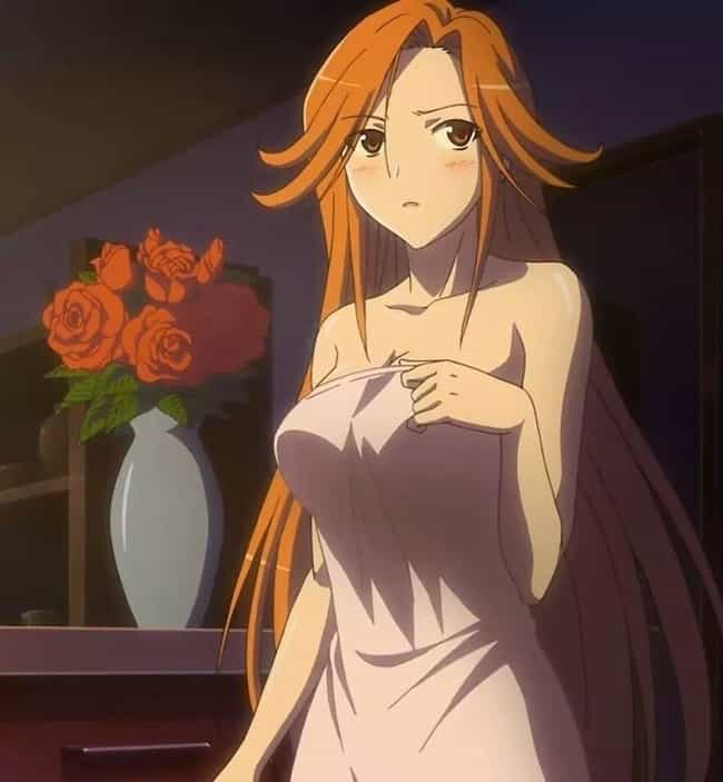 Mari Katsuragi is listed (or ranked) 3 on the list The 25+ Hottest Anime Moms Of All Time