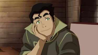 Bolin is listed (or ranked) 2 on the list The Best Characters On 'The Legend of Korra'