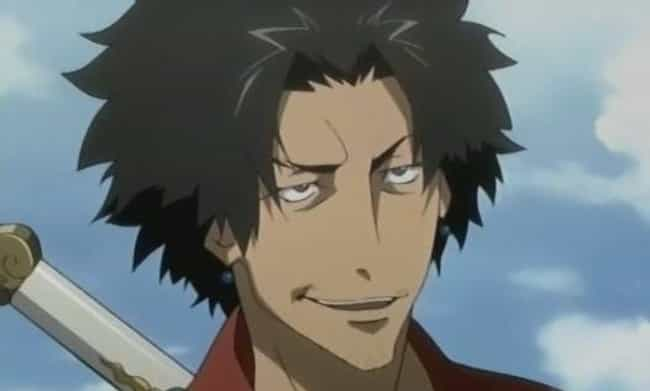 Mugen is listed (or ranked) 4 on the list The 20 Best 'Chaotic Neutral' Anime Characters of All Time