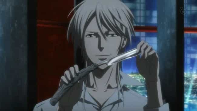 Shougo Makishima is listed (or ranked) 3 on the list The 16 Smartest Anime Villains Of All Time
