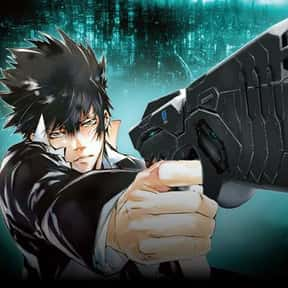 Shinya Kogami is listed (or ranked) 10 on the list The Best Anime Characters That Use Guns