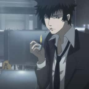 Shinya Kogami is listed (or ranked) 4 on the list The Greatest Anime Characters That Smoke