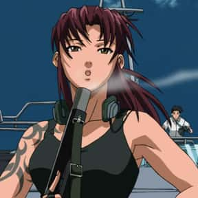 Revy is listed (or ranked) 8 on the list The Best Anime Characters with an Exposed Midriff