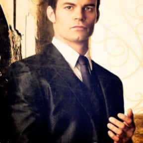 Elijah Mikaelson is listed (or ranked) 10 on the list The Greatest Bad Boys in TV History