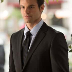 Elijah Mikaelson is listed (or ranked) 6 on the list The Best Dressed Male TV Characters