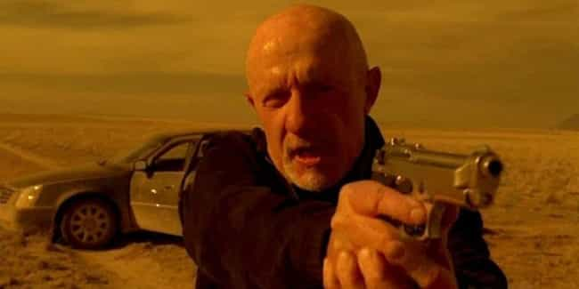 Mike Ehrmantraut is listed (or ranked) 2 on the list The Best Fictional Fixers In Movies And TV, Ranked By Whether You'd Hire Them To Clean Up Your Mess