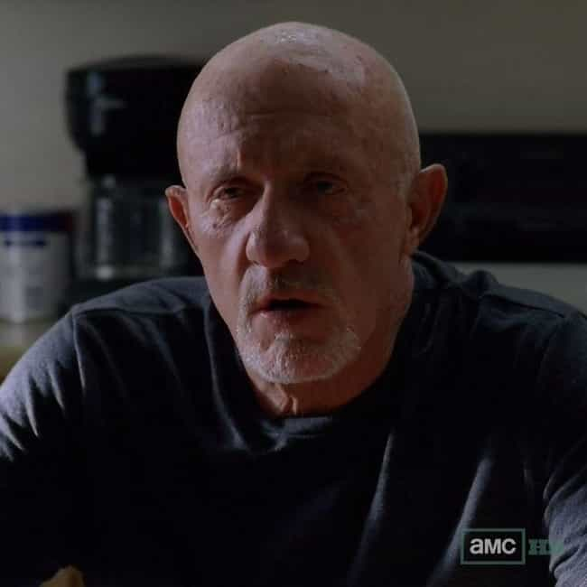 Mike Ehrmantraut is listed (or ranked) 7 on the list The Greatest TV Characters Who Weren't in Season 1