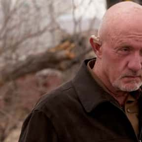 Mike Ehrmantraut is listed (or ranked) 2 on the list The Best Breaking Bad Characters of All Time