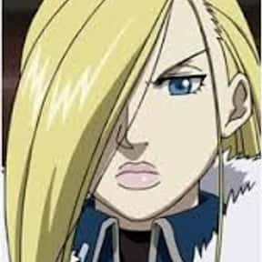 Olivier Mira Armstrong is listed (or ranked) 11 on the list The Best Fullmetal Alchemist: Brotherhood Characters