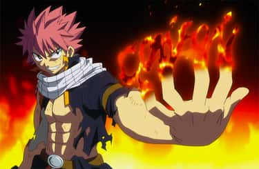 Natsu Dragneel is listed (or ranked) 2 on the list The 20 Strongest Fairy Tail Guild Members, Ranked