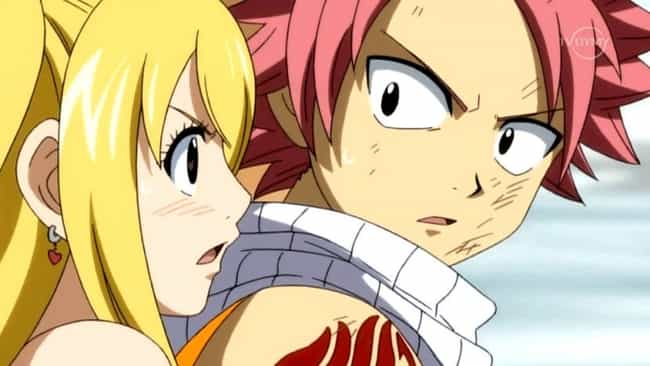 Natsu Dragneel is listed (or ranked) 7 on the list The Greatest Anime Characters With Tattoos