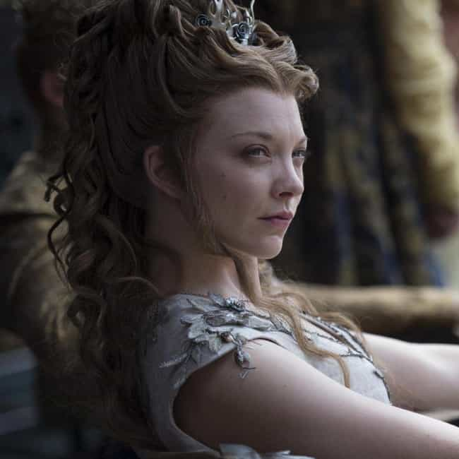 Margaery Tyrell is listed (or ranked) 3 on the list The Best Kings and Queens on Game of Thrones