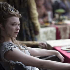 Margaery Tyrell is listed (or ranked) 21 on the list The Most Hardcore Game of Thrones Characters