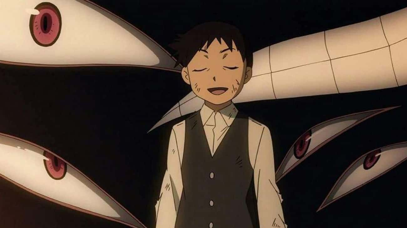Selim Bradley - Fullmetal Alch is listed (or ranked) 1 on the list The 14 Greatest Anime Villains Who Are Children