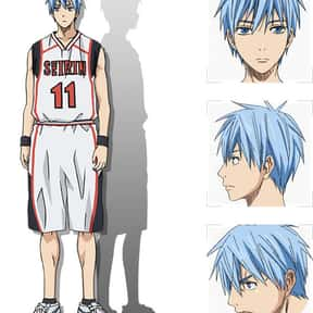 Tetsuya Kuroko is listed (or ranked) 16 on the list The Best Anime Characters With Blue Hair