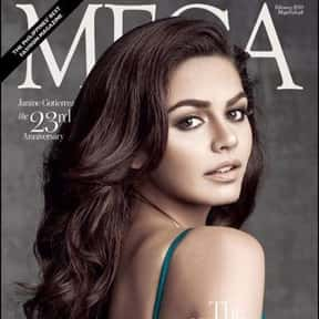 Janine Gutierrez is listed (or ranked) 6 on the list Famous People Named Janine