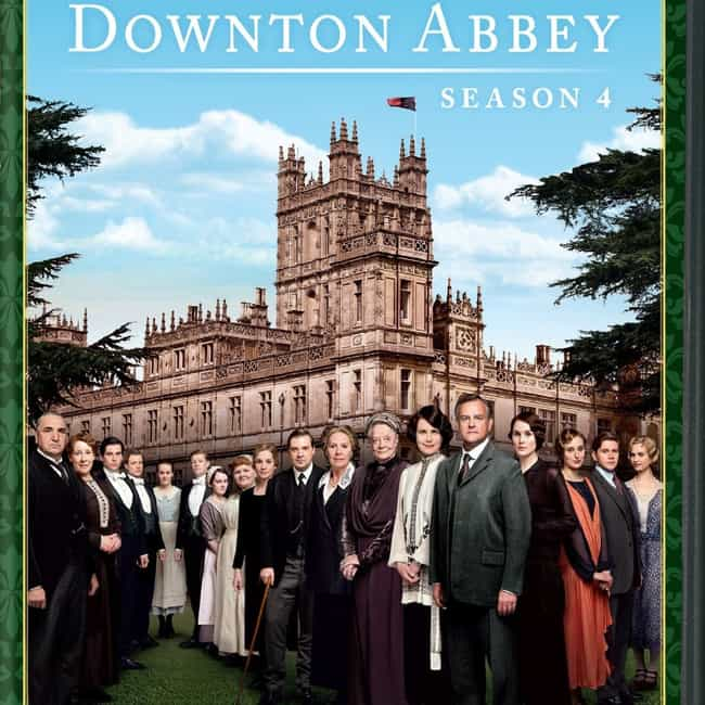 Downton Abbey - Season 4 is listed (or ranked) 4 on the list The Best Seasons of Downton Abbey
