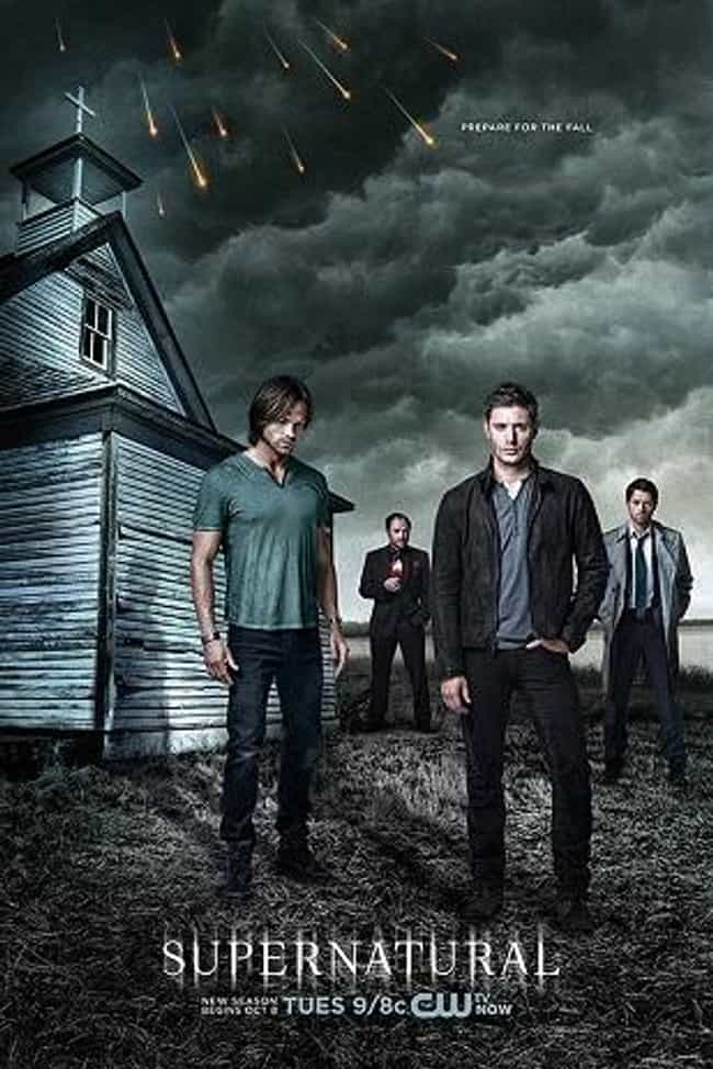 Supernatural - Season 9 ... is listed (or ranked) 7 on the list The Best Seasons of 'Supernatural'
