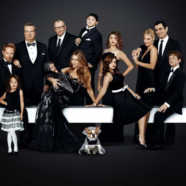 Modern Family - Season 5... is listed (or ranked) 4 on the list The Best Seasons of 'Modern Family'