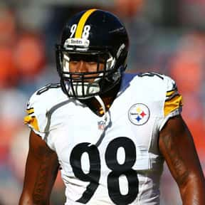 Vince Williams is listed (or ranked) 23 on the list The Best Pittsburgh Steelers Linebackers of All Time