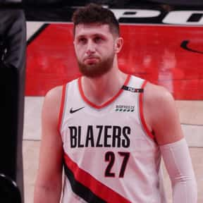 Jusuf Nurkić is listed (or ranked) 18 on the list Top White NBA Players Right Now