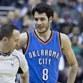 Àlex Abrines is listed (or ranked) 8 on the list Famous Basketball Players from Spain