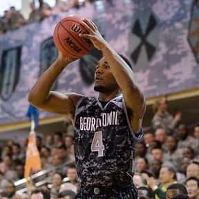 D'Vauntes Smith-Rivera is listed (or ranked) 16 on the list The Greatest Georgetown Basketball Players of All Time