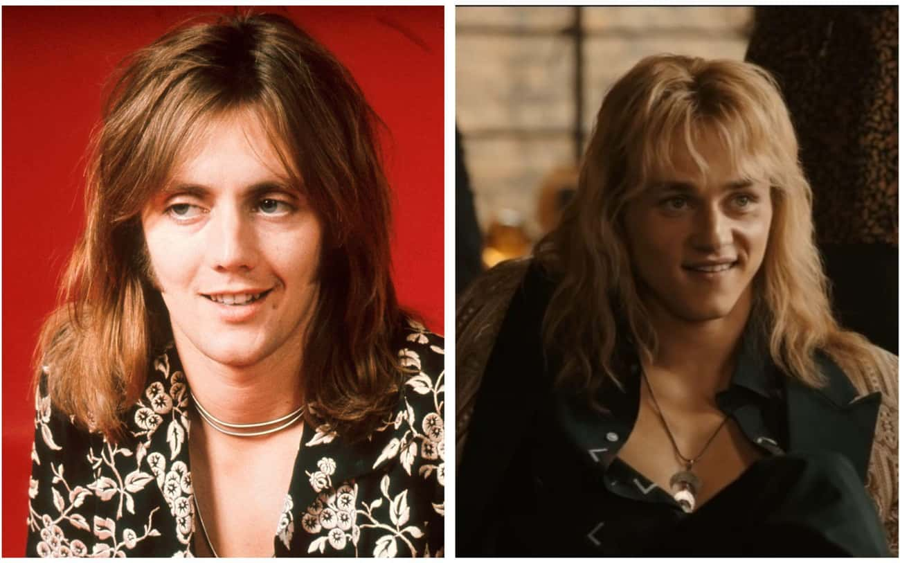 Roger Taylor - Ben Hardy is listed (or ranked) 4 on the list 'Bohemian Rhapsody' Actors Vs. The Real People They Play