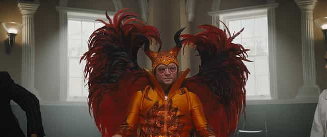 Taron Egerton is listed (or ranked) 4 on the list The Biggest 2020 Oscar Snubs, Ranked By Film Buffs