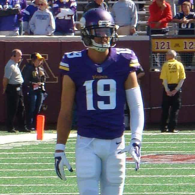 Adam Thielen is listed (or ranked) 4 on the list The Best Athletes Who Wore #19