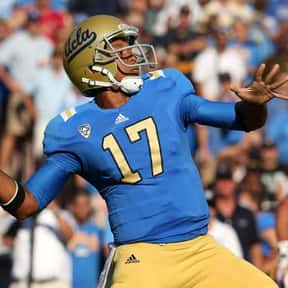 Brett Hundley is listed (or ranked) 21 on the list The Best UCLA Football Players of All Time